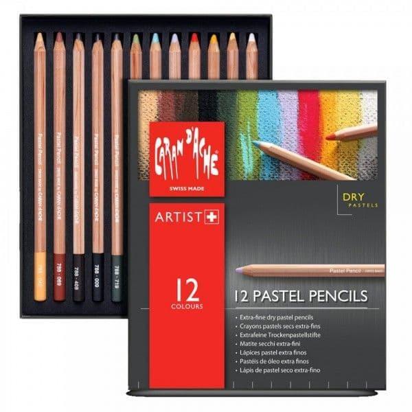 Caran D'Ache Pastel Pencil Sets